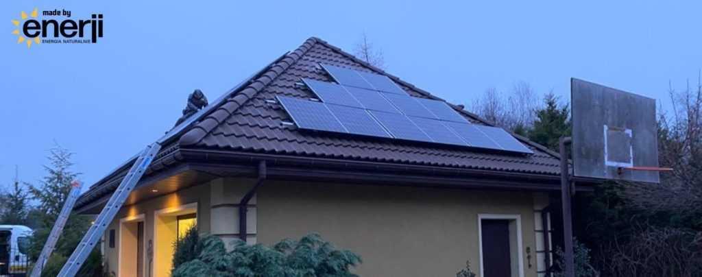 Enerji Instalacja Fotowoltaiczna Łódź